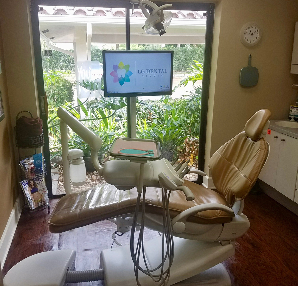 plantation dentist office